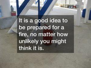 fire sprinkler safety installation